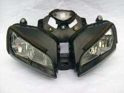 33100-MEE-D01 - far (headlight assy.) 12V 55W original Honda CBR600 2005-2006