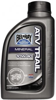Bel Ray ATV Trail Mineral 10W40, 1 litru