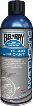 Bel-Ray SuperClean Chain Lube, spray 400 ml