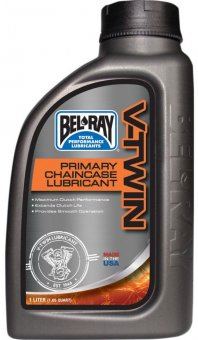 Bel-Ray V-Twin Primary Chaincase Lubricant, 1 litru