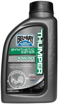 Bel Ray Works Thumper Racing Syn Ester 4T 10W50, 1 litru