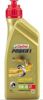 Castrol Power 1 10W40, 1 litru