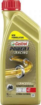 Castrol Power 1 Racing 5W40, 1 litru