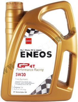 Eneos GP Performance Racing 4T 5W30, 4 litri