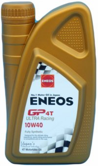 Eneos GP Ultra Racing 4T 10W40, 1 litru