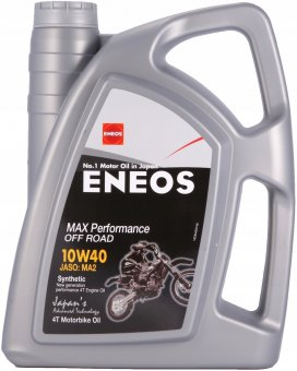 Eneos Max Performance Off Road 10W40, 4 litri