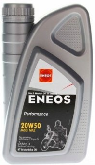 Eneos Performance 20W50, 1 litru