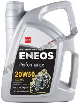 Eneos Performance 20W50, 4 litri