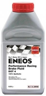 Eneos Performance Racing Brake Fluid DOT 4, 500 ml