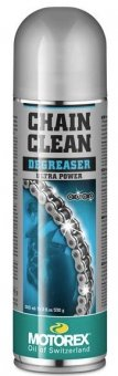 Motorex Chain Clean Degreaser Ultra Power - spray curatare lant, 500 ml