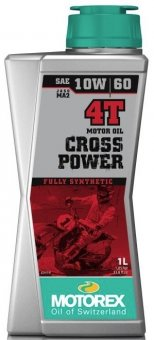 Motorex Cross Power 10W60, 1 litru
