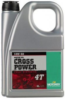 Motorex Cross Power 10W60, 4 litri