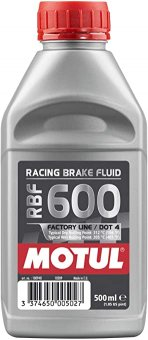Motul RBF600 Factory Line, 500 ml