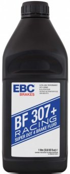 RACE Brake fluid EBC Dot 4 Racing BF307, 500 ml